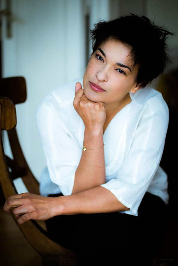 Portrait Aniara Amos
